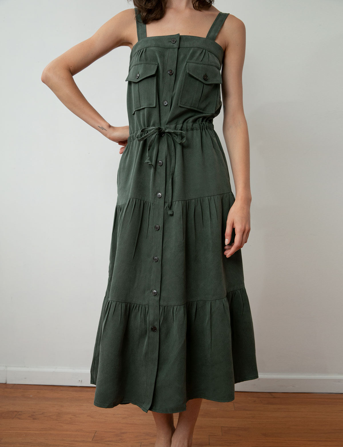 Eco-Friendly Dress
