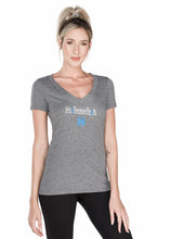Courageous Hearts Koala Grey Deep V