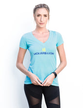 Hollerelloh Blue Scream Deep V