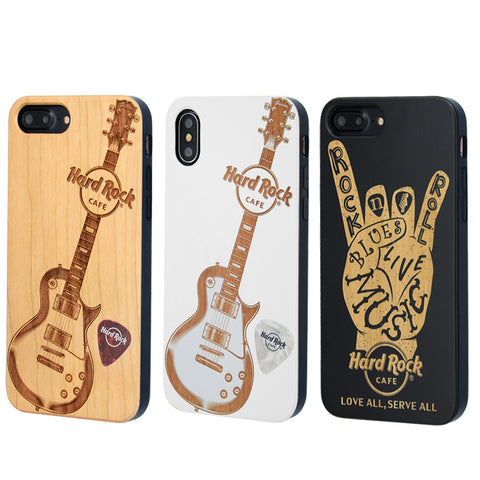 Hard Rock Collectible iPhone & Galaxy Phone Cases