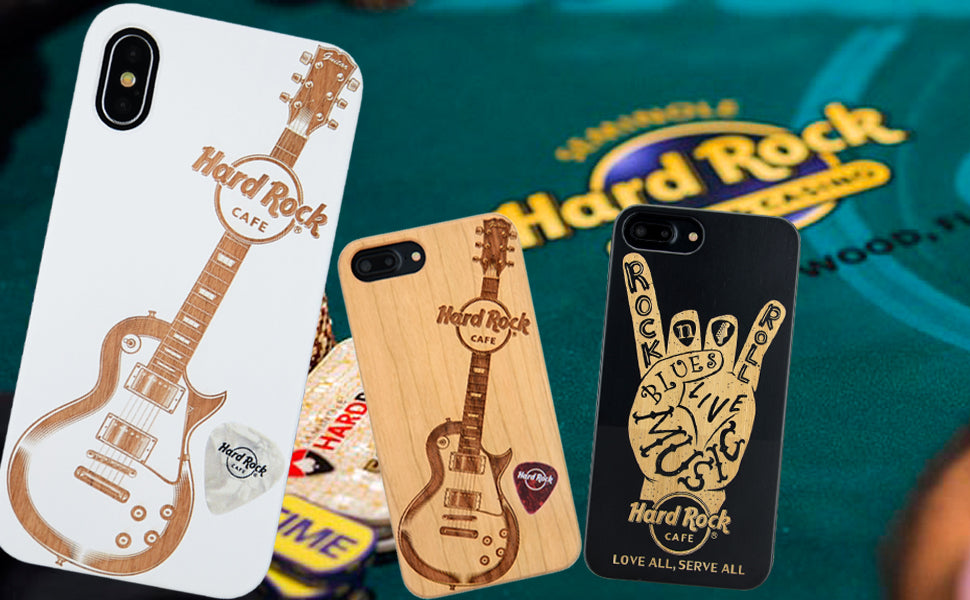 Hard Rock Cafe Phone Cases
