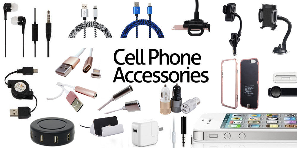 iProducts cell phone accessories and Electronic