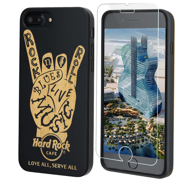 Hard Rock Cafe Rock 'n' Roll Hand Phone Case - iProductsUS