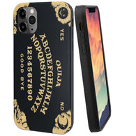 Ouija Spirit Phone Case Offers Glass Screen Protector or Magnetic Car Mount