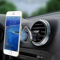 Magnetic Car Mount for iPhone and Galaxy Phones - iProductsUS