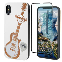 Hard Rock Guitar iPhone Case