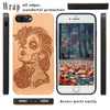 Sugar Skull Lady Phone Case