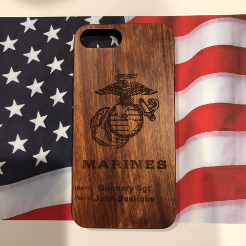 Marines iPhone Case by iProducts US for iPhone XR Case