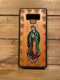 Virgin Mary Phone Case for Samsung Galaxy Note With Optional Accessories
