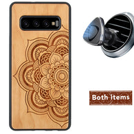 Mandala Personalized Phone Case for Samsung Galaxy Note with Optional Accessories
