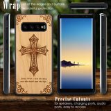 GEOMETRIC WOODEN ENGRAVED CASE, CAR MOUNT OR PROTECTIVE GLASS FOR IPHONE 6, 6S, 7,8, 8PLUS, 7PLUS, 6PLUS, 6S PLUS, X, XS, XS MAX, XR BY IPRODUCTS US