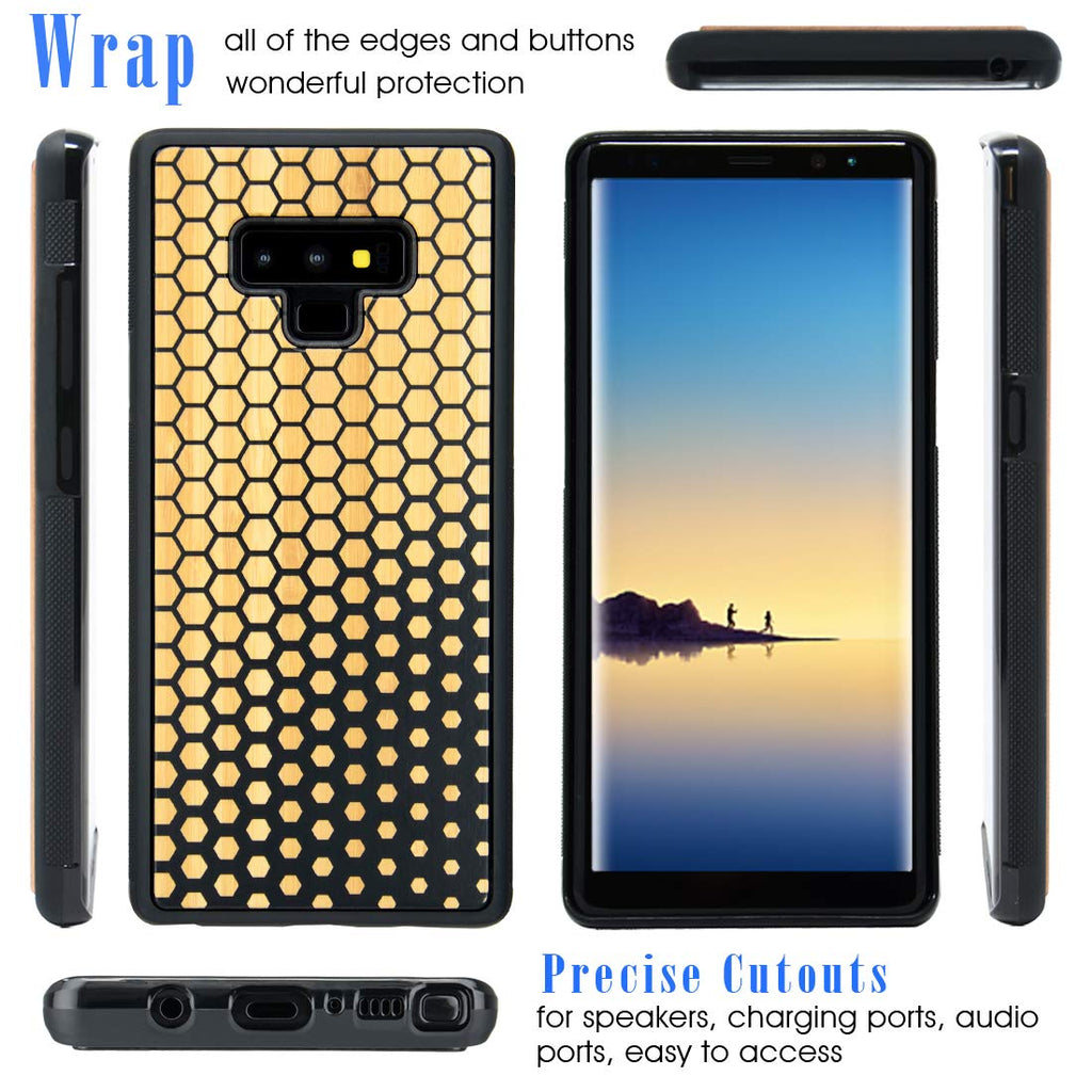 Diamond Engraved Personalized Phone Case for Samsung Galaxy Note with Optional Accessories - iProductsUS