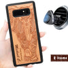 Elephant Engraved Phone Case for Samsung Galaxy Note with Optional Accessories - iProductsUS