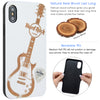 Hard Rock Cafe Guitar Phone Case with White Guitar Pick - iProductsUS