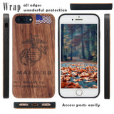 Marines Phone Case by iProducts US for iPhone XS Case