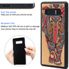 Color Elephant Wood Samsung Galaxy Phone Case with Optional Accessories - iProductsUS