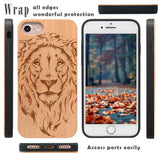 Iproducts US Wooden Protective case