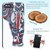 Elephant Color Phone Case Personalized with Optional Screen Protector or Car Magnetic Mount