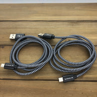 Micro Breaded Cable Top Quality Cable by iProducts US