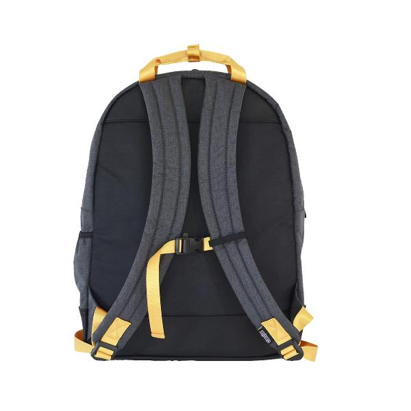 Reflective Kids Backpack by Zapped Outfitters - Back View