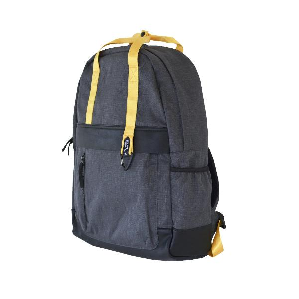 Reflective Kids Backpack by Zapped Outfitters - Side View