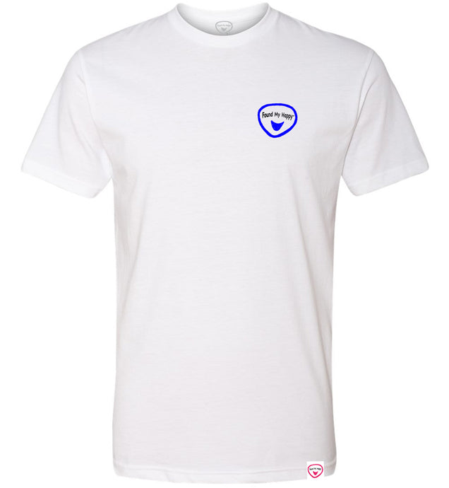 ACE Small Embroidered Logo T-Shirt Men's *3 color options - Found My Happy