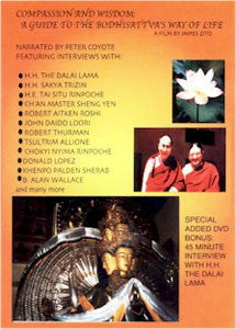 Compassion and Wisdom: A Guide to the Bodhisattva's Way of live #19
