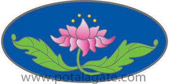 Lotus Decal #20
