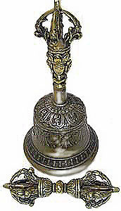 Five Pointed Bell & Vajra  #10