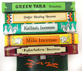 INCENSE SAMPLER GIFT PACK #24