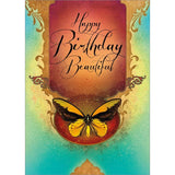 Happy Birthday Greeting Card. #45