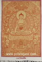 Buddha Canvas Wall Hanging #18
