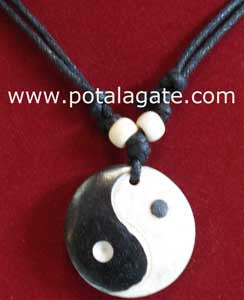 Yin Yang Necklace #31