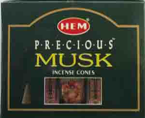 Musk Cone Incense #11