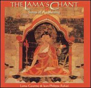 The Lama's Chant CD # 3