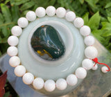 Conch Shell Wrist Mala Adjustable #4