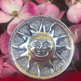 Sun & Moon Aluminum Holder #22