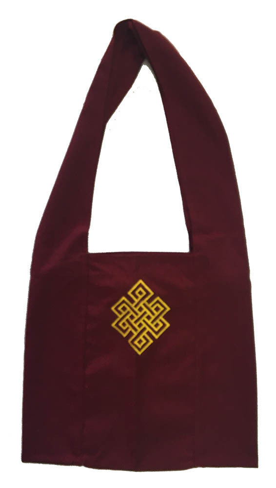 Infinite Knot Cloth Shoulder Lama Bag #12