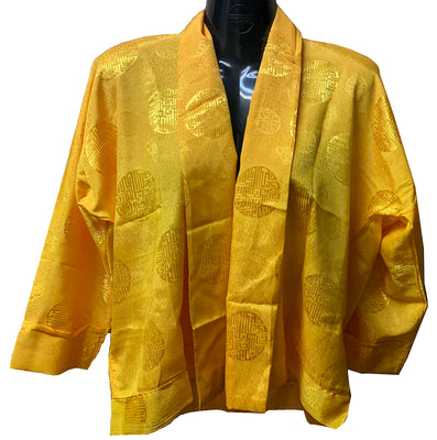 Yellow Chuba Blouse