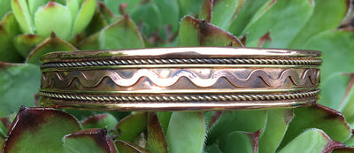 COPPER BRACELETmagnet  #27