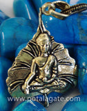 Buddha on Leaf #6