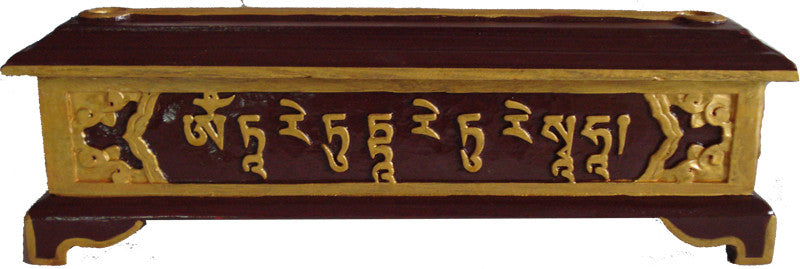 Incense Burner: Tara Mantra #6