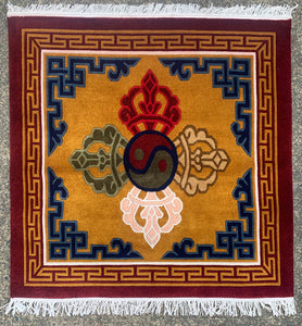 Double Dorje Carpet #3