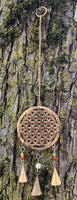 Flower of Life Chimes
