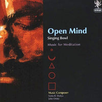Open Mind: Singing Bowl CD # 38