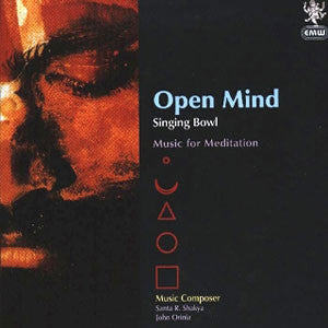 Open Mind: Singing Bowl CD # 18