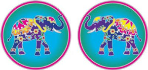 Divine Elephant Decal