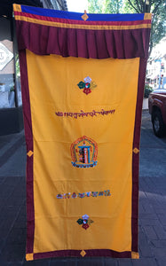 Kalachakra - World Peace Door Cover #2