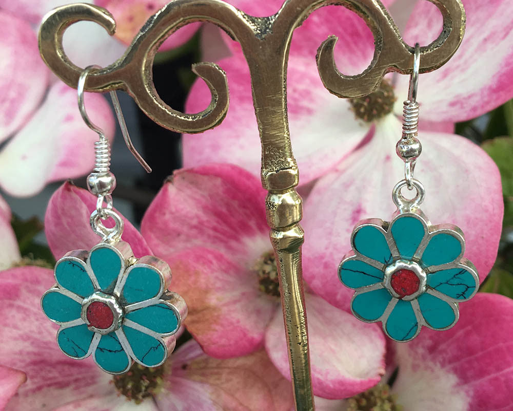 Flower Earring #3
