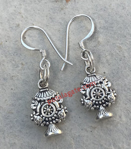 Auspicious Design Earring